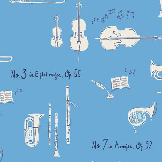 Sonata by Amy Sinibaldi for Art Gallery Fabrics - Sinfonie in Danube