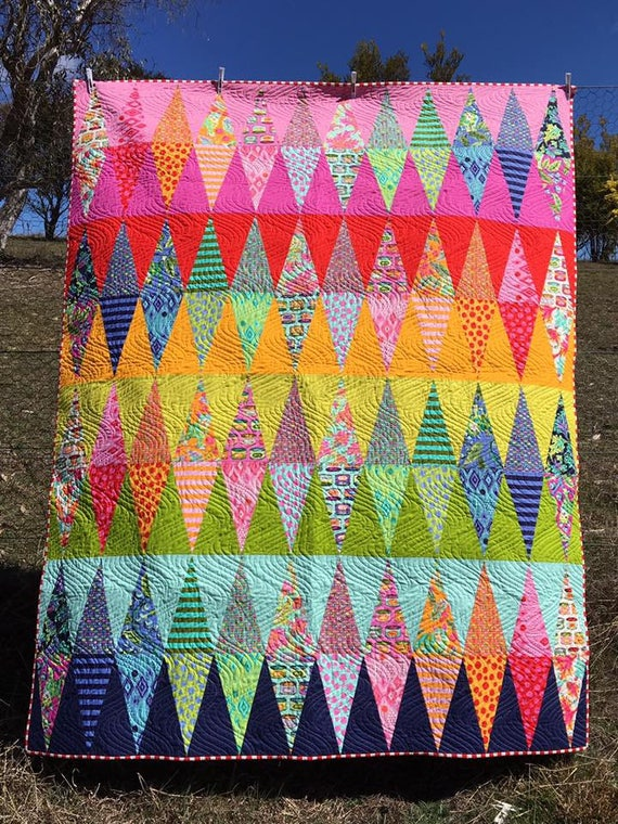 Tabby Road Quilt Kit