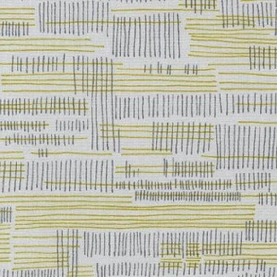 Carkai by Carolyn Friedlander -Stitches in Silver - Fat Quarter