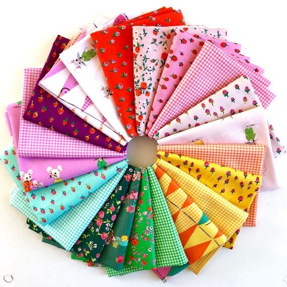 Trixie by Heather Ross for Windham Fabrics - Fat Quarter Bundle of 21