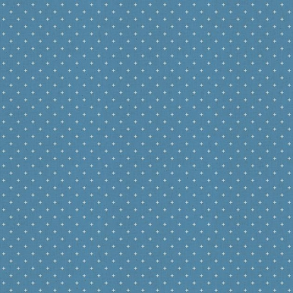 Add It Up by Alexia Marcelle Abegg -- Ruby Star Society Fabric, RS4005-47 Fat Quarter of Add It Up Chambray