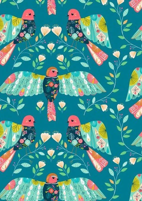 Flock by Bethan Janine for Dashwood Studio - Birds