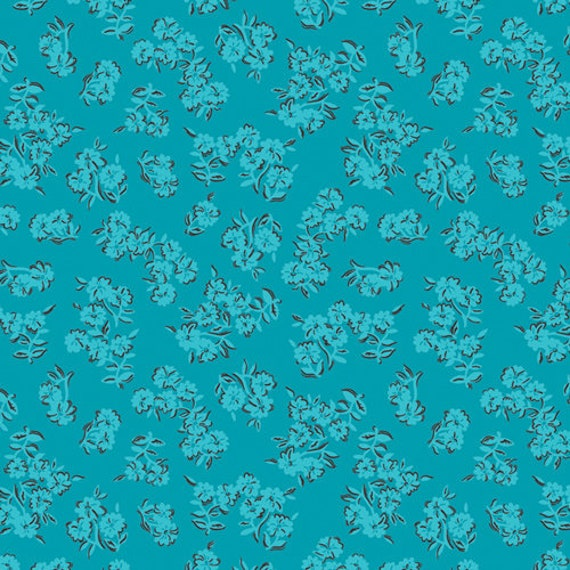 The Flower Society for Art Gallery Fabrics - Petalled Ideal - Fat Quarter