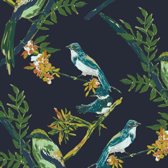 Bloomsbury by Bari J for Art Gallery Fabrics -  Fat Quarter of Night Talks