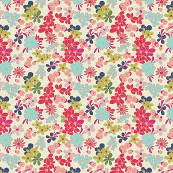Abloom Fusion by Art Gallery Fabrics - Ladylike in Abloom
