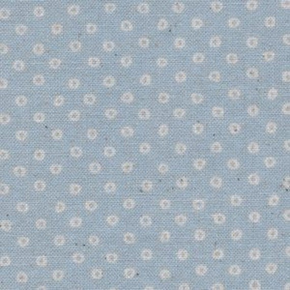 SS Bluebird by Cotton and Steel - Fat Quarter- Shibori in Natural