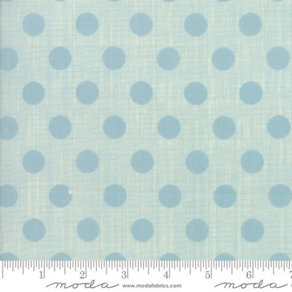 Moda Remix Circulus in Cool Blue (1813152) by Jen Kingwell -- Fat Quarter
