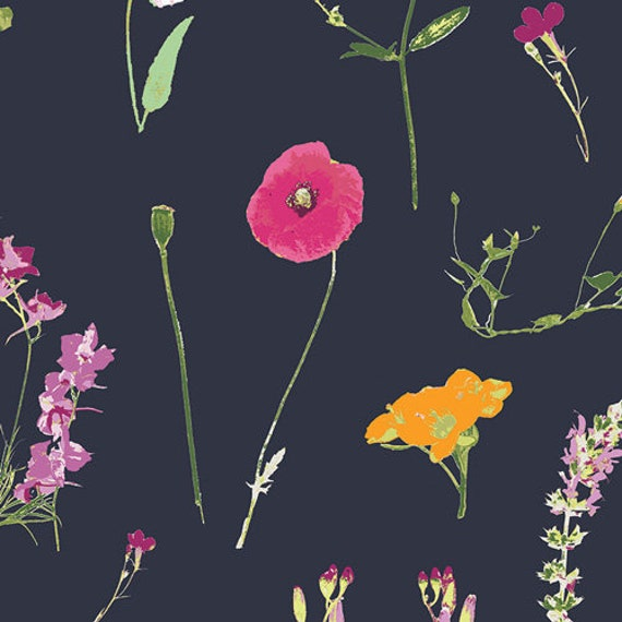 Lavish by Katarina Roccella for Art Gallery Fabrics - Petal Picking in Dense - Fat Quarter