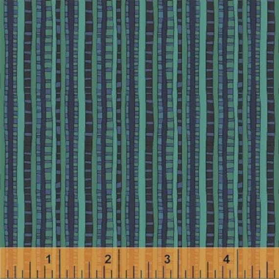 Fantasy by Sally Kelly for Windham Fabrics - Fat Quarter of 51293-7