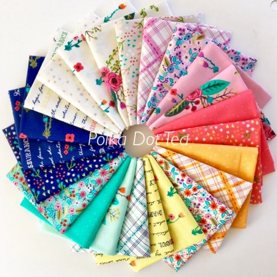 Meriwether by Amy Gibson for Windham Fabrics - Fat Quarter Bundle of 23 fabrics