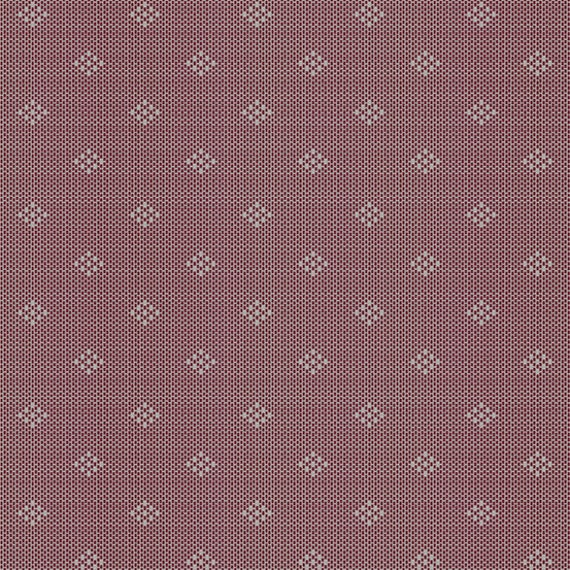 Entwine by Guicy Guice for Andover Fabrics - Fat Quarter of Intersect in Burgundy