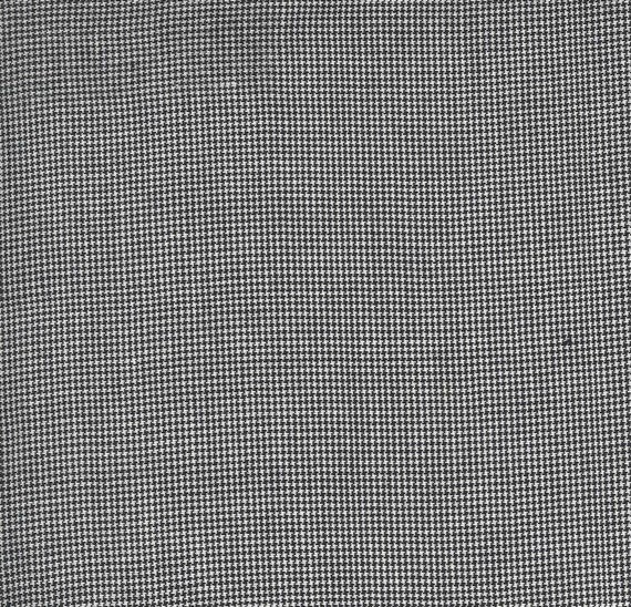 Moda Low Volume Wovens Houndstooth Charcoal by Jen Kingwell -- Fat Quarter