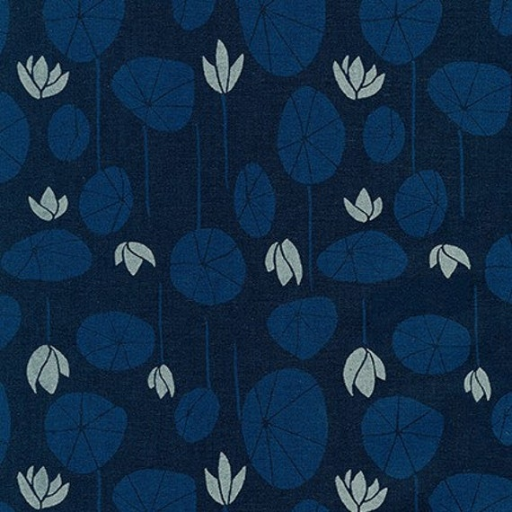 Driftless by Anna Graham for Robert Kaufman, 100% Cotton Linen Canvas -- 25cm -- AFH 19018-169