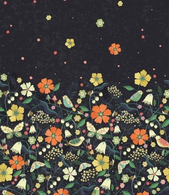 Hedgerow by Bethan Janine for Dashwood Studio - D1836 - 25cm cut