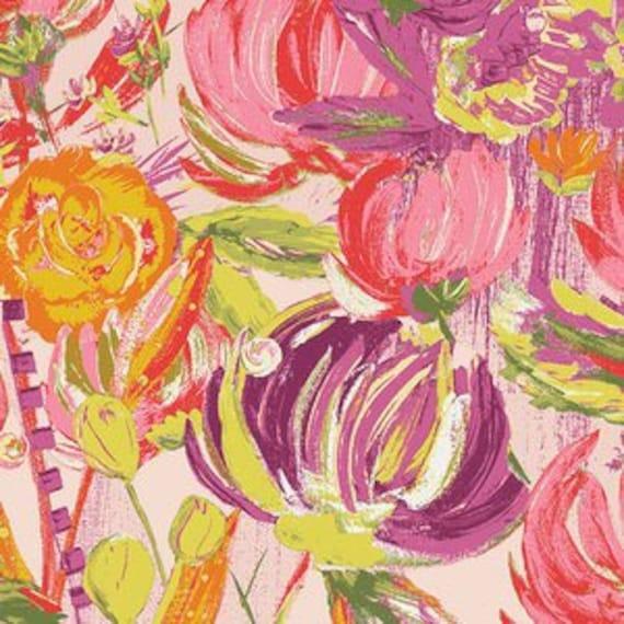 Sage by Bari J Ackerman for Art Gallery Fabrics - Painted Desert in Morning