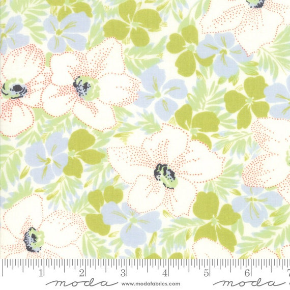 Moda Fine and Sunny by Jen Kingwell -- Fat Quarter of 18170-12