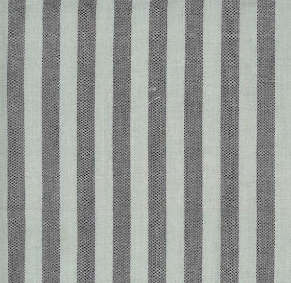 Moda Low Volume Wovens Two Tone Silver Stripe by Jen Kingwell -- Fat Quarter
