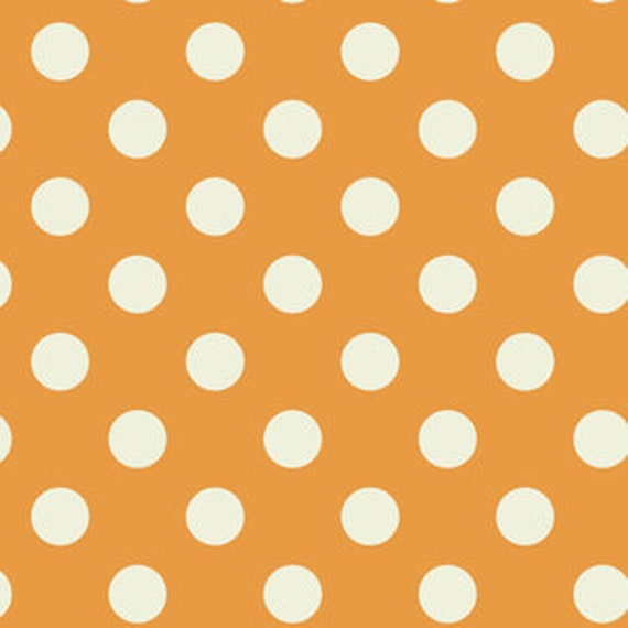Fat Quarter Pom Poms in Begonia  - Tula Pink's All Stars Fabric for Free Spirit Fabrics