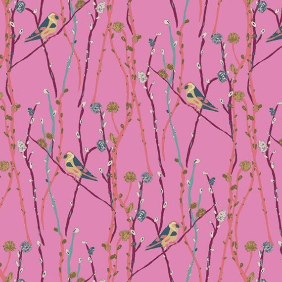 Boho Fusion by Art Gallery Fabrics - Illusionist Vine in Boho