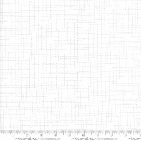 Moda Modern Backgrounds Colorbox in White Graphite (164816) by Zen Chic -- Fat Quarter