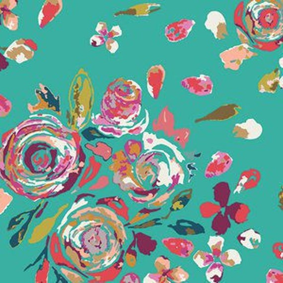 Boho Fusion by Art Gallery Fabrics - Swifting Flora in Boho