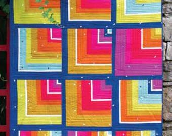 Bungalow Quilt - Pattern by Alison Glass