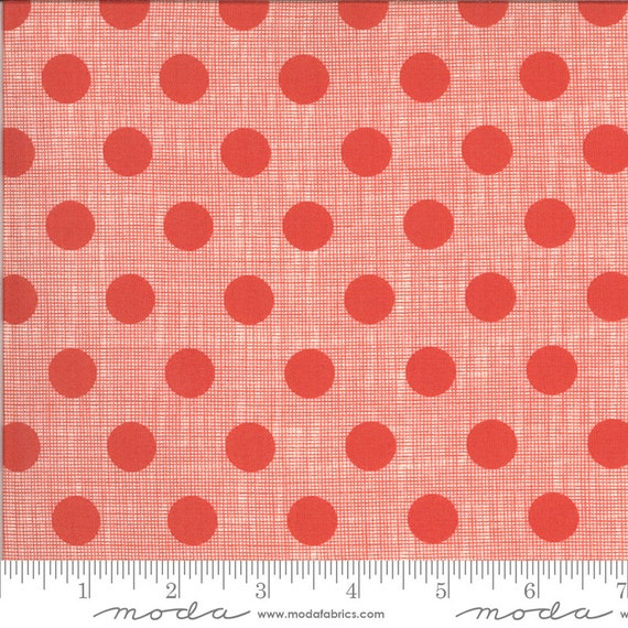 Moda Winkipop by Jen Kingwell -- Fat Quarter of 1813196 New Circulus in Rockface