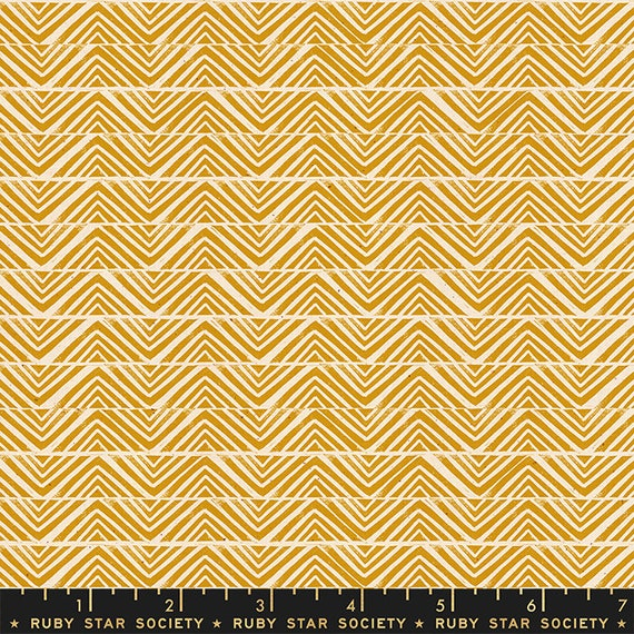 Golden Hour -- Mountain in Cactus  (RS4018-23) by Ruby Star Society for Moda -- Fat Quarter