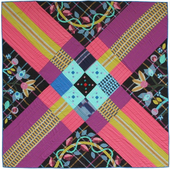IN STOCK  Cross Country Quilt by Anna Maria Horner