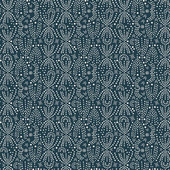 Lugu by Jessica Swift for Art Gallery Fabrics - Fat Quarter of Konstelacija Maagia