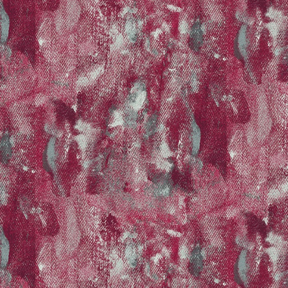 Prism by Guicy Guice for Andover Fabrics - Fat Quarter of Dropcloth in Ruby