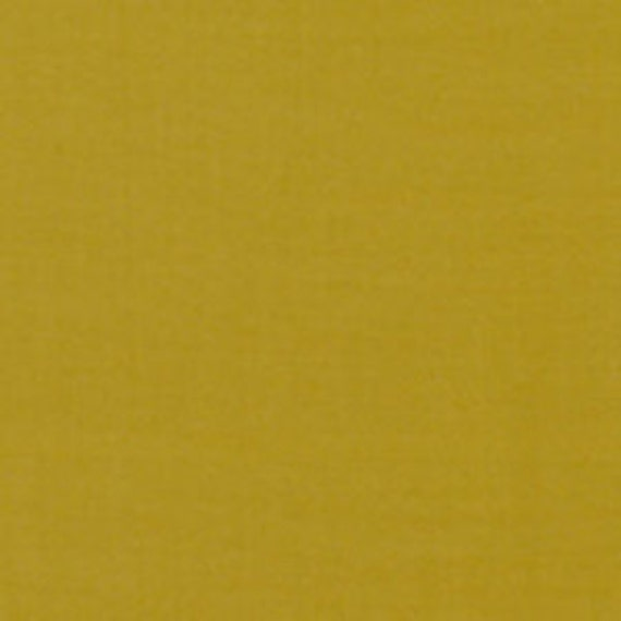 Gold Cotton Couture Solid by Michael Miller - Half Metre Cut