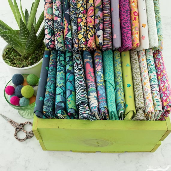 Solstice by Sally Kelly for Windham Fabrics - Fat Quarter Bundle pf all 28