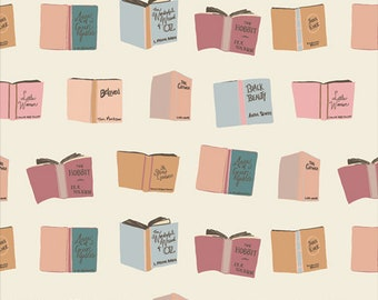 Bookish by Sharon Holland for Art Gallery Fabrics - - Fat Quarter Passport