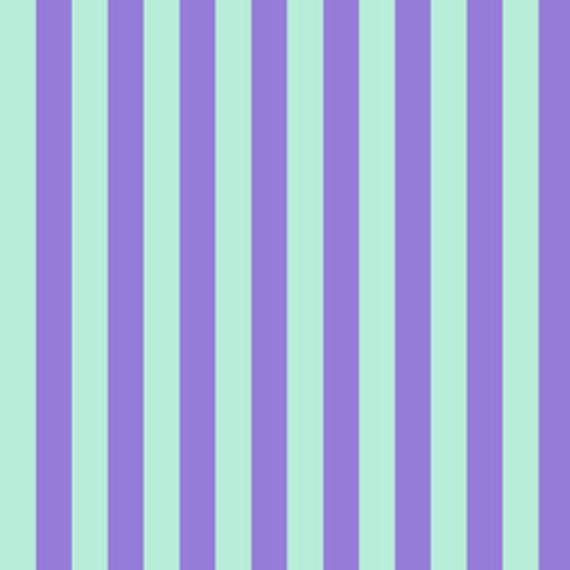 Fat Quarter Tent Stripe in Petunia  - Tula Pink's All Stars Fabric for Free Spirit Fabrics
