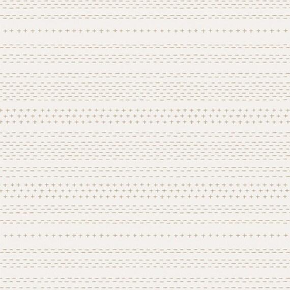 Soften the Volume Capsule by Art Gallery Studio-  Fat Quarter of Sashiko Mending