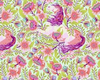 Fat Quarter Imaginarium in Cotton Candy - Tula Pink's Pinkerville for Free Spirit Fabrics