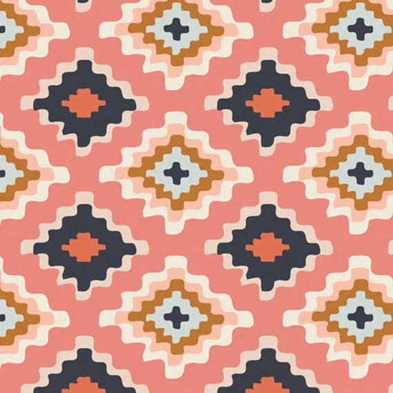 Homebody by Maureen Cracknell for Art Gallery Fabrics - Native Tapestry