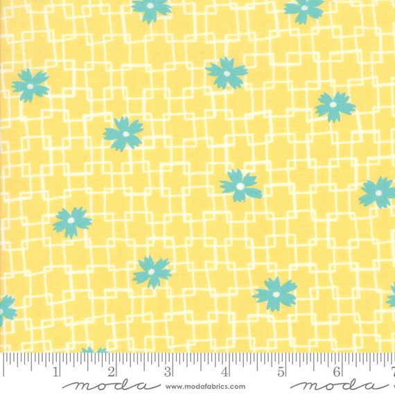 Moda Fine and Sunny by Jen Kingwell -- Fat Quarter of 1817224