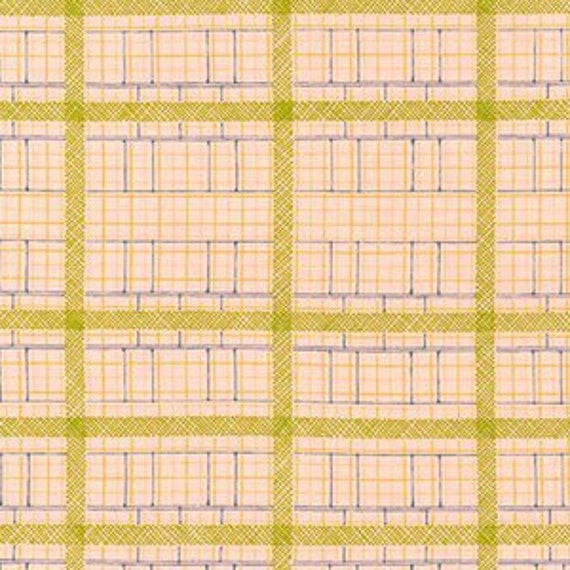 In stock!  Friedlander by Carolyn Friedlander - Fat Quarter- Elevation in Peach