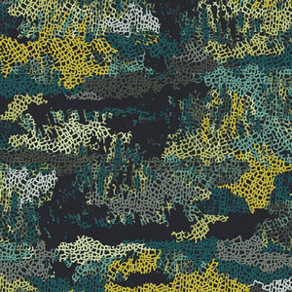 Esoterra by Katarina Rocella for Art Gallery Fabrics - Camouflage in Pretense