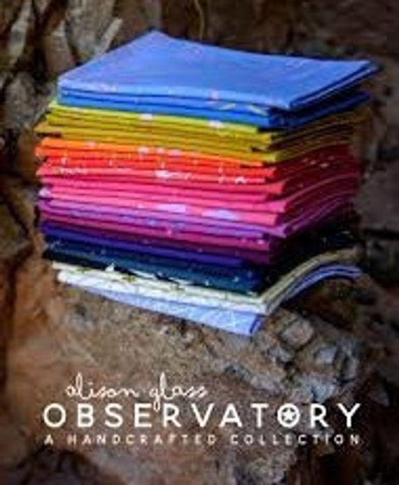 Observatory by Alison Glass for Andover Fabrics Fat Quarter Bundle of 27