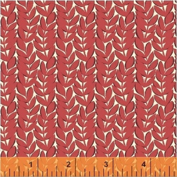 Fantasy by Sally Kelly for Windham Fabrics - Fat Quarter of 51292-5