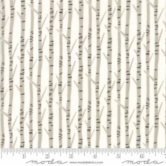 Moda Big Sky Birch Cloud (1670511) by Annie Brady -- Fat Quarter