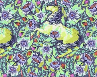 Fat Quarter Imaginarium in Daydream - Tula Pink's Pinkerville for Free Spirit Fabrics