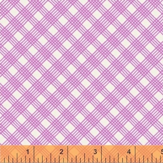 Penelope by Annabel Wrigley for Windham Fabrics - Weave in Petal Pink