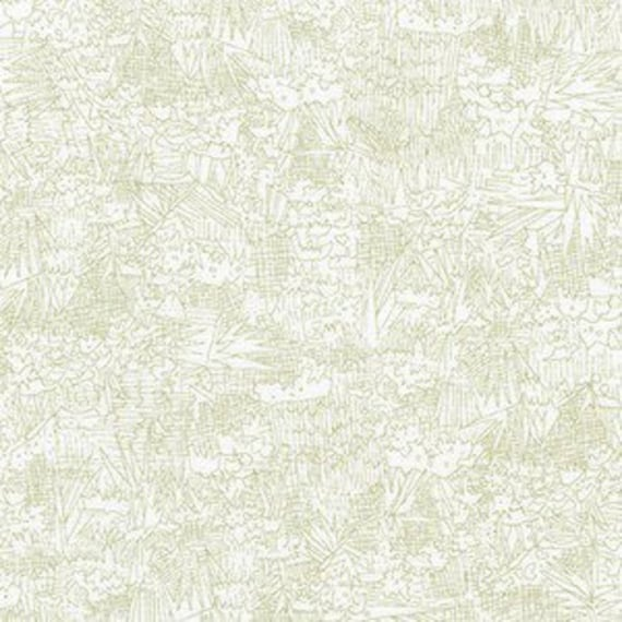 In stock! Friedlander by Carolyn Friedlander - Fat Quarter- Green Wall in Garden