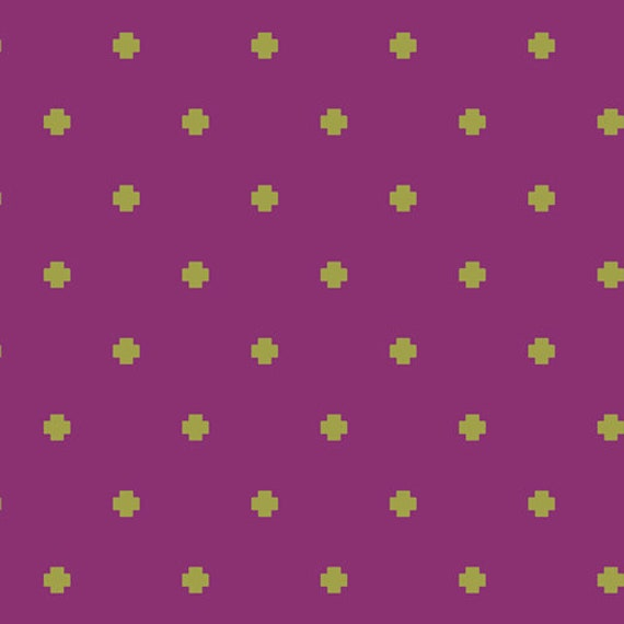 Matchmade by Pat Bravo for Art Gallery Fabrics - Positivity in Berry