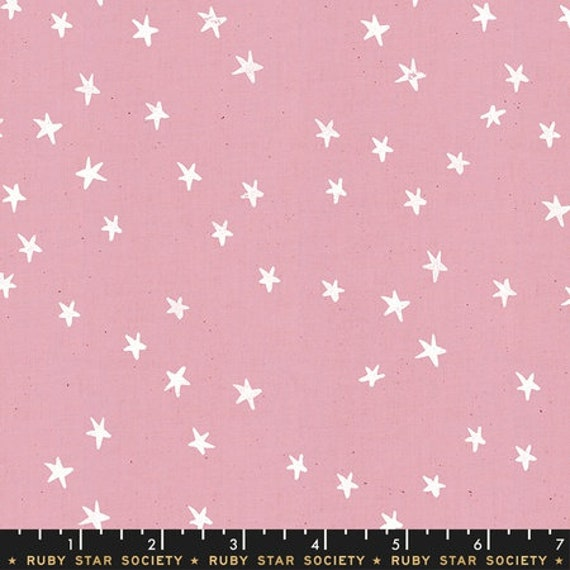 Darlings -- Stars in Lavender (RS5020-14) by Ruby Star Society for Moda -- Fat Quarter