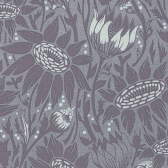 Skipping Stones by Anna Maria Horner for Free Spirit - Coreopsis in Cloud - Fat Quarter